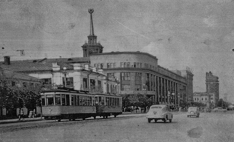 Музей Трамвайно-троллейбусного управления города Екатеринбурга