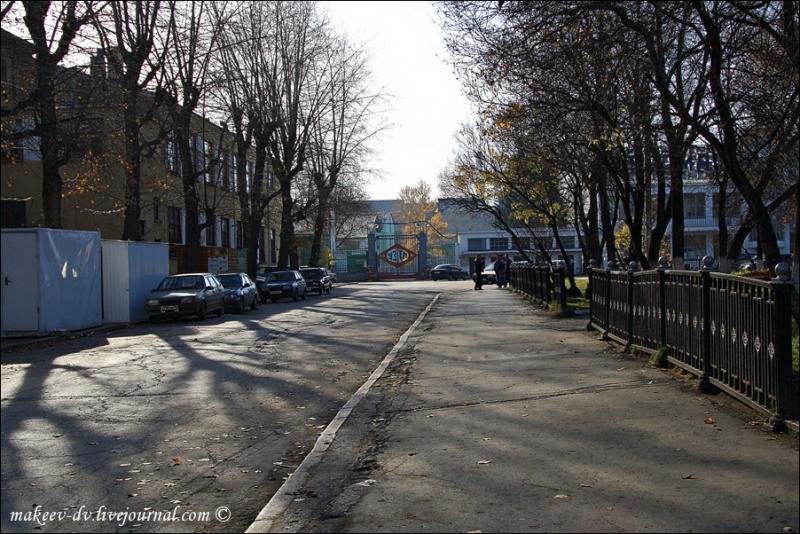 Площадь Первой Пятилетки