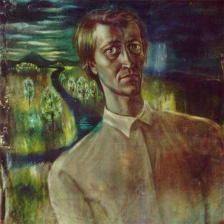 Валерий Гаврилов, Автопортрет