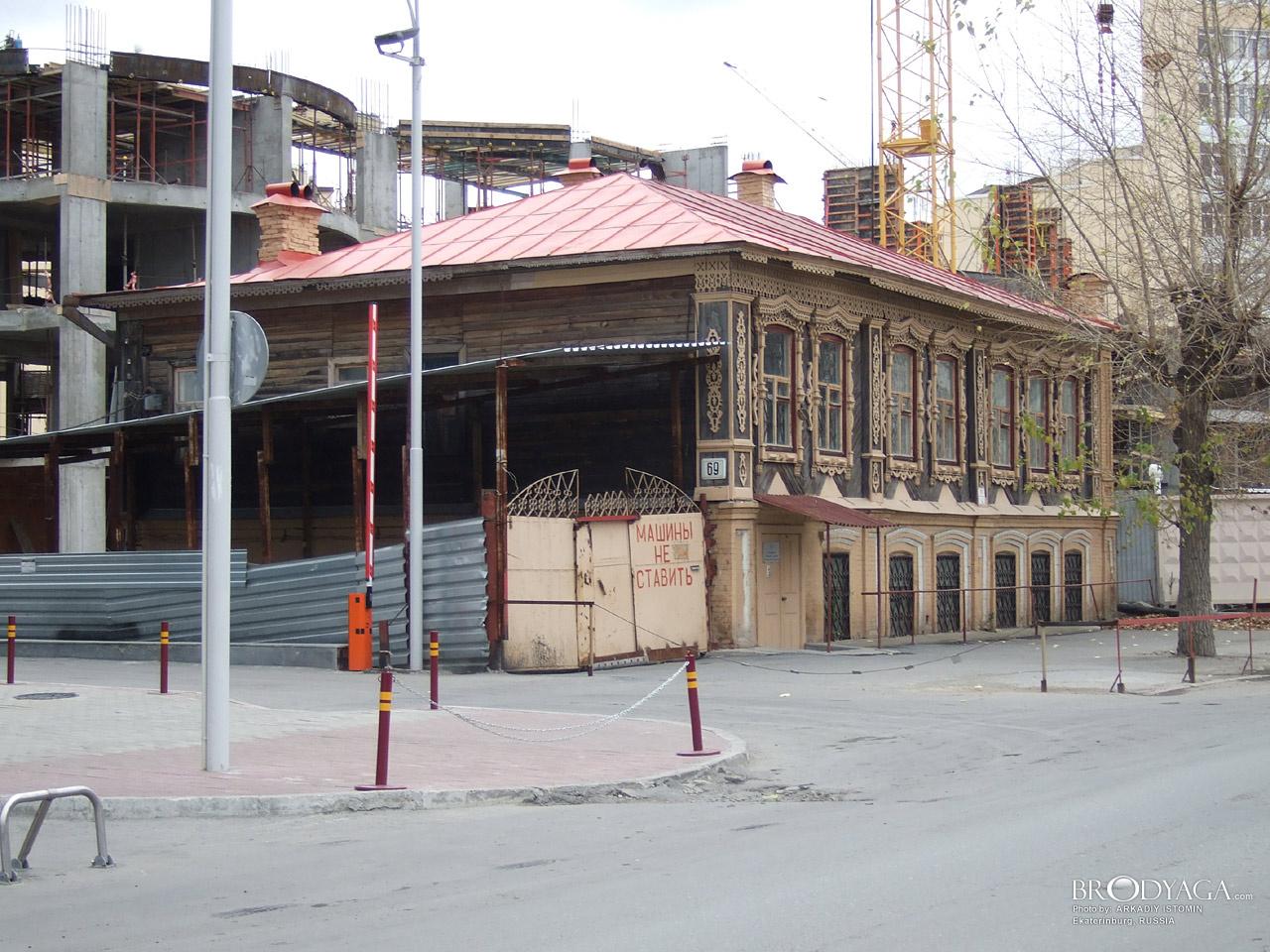 Фото Аркадия Истомина, brodyaga.com