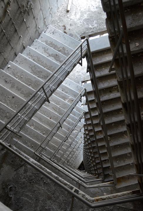 Треугольная лестница © Митрохина Марина