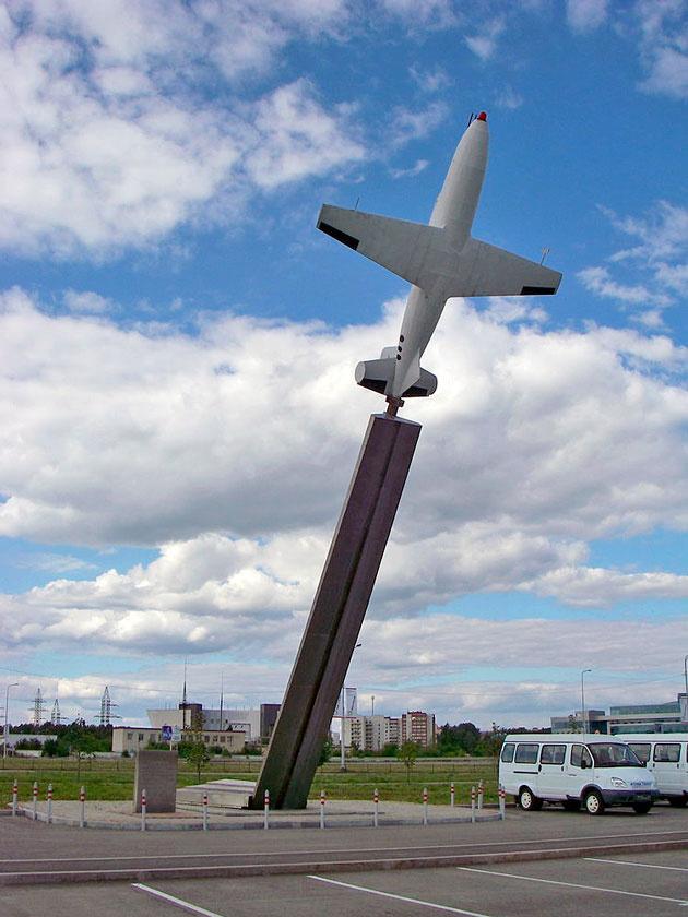 Памятник БИ-1. Фото wikimedia