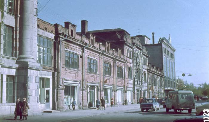 «Детский мир» в начале 1980-х, фото 1723.ru