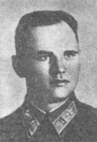 Г.Я. Бахчиванджи, лётчик-испытатель, Герой Советского Союза