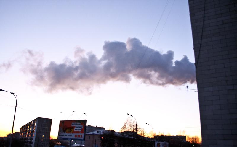 Фабрика по производству облаков - Московская горка