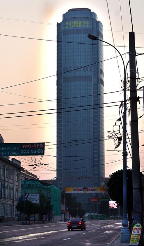 Самое уродливое здание Екатеринбурга