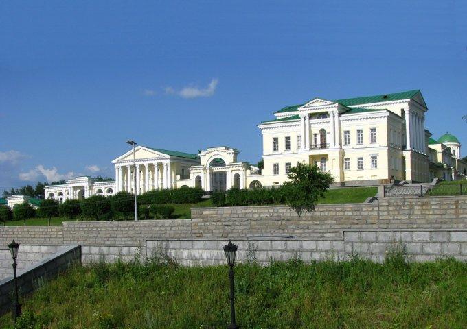 История и легенды усадьбы Харитонова