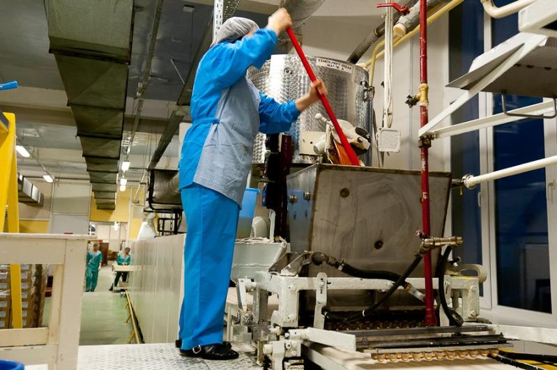 Сладкости в производстве - мармеладная линия