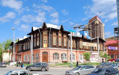 Деревянное зодчество Екатеринбурга. Окончание.