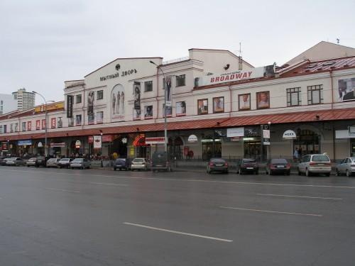 Увольнительная в третьем городе России