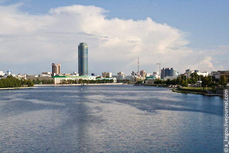 Неоднозначный Екатеринбург. Отчет жителя Москвы.