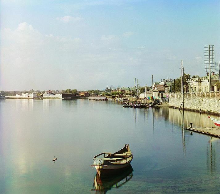 Фотографии Екатеринбурга 1909 года