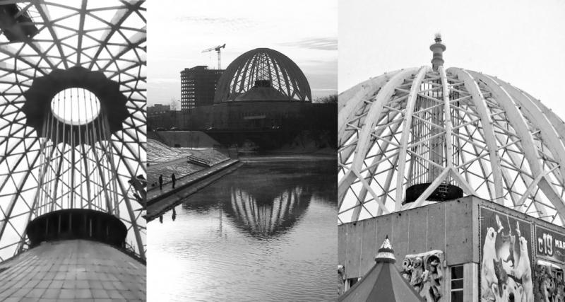 Самые странные здания Екатеринбурга XX века