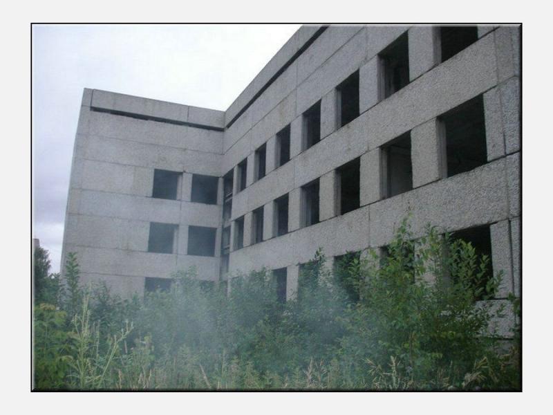 Больница на Птицефабрике