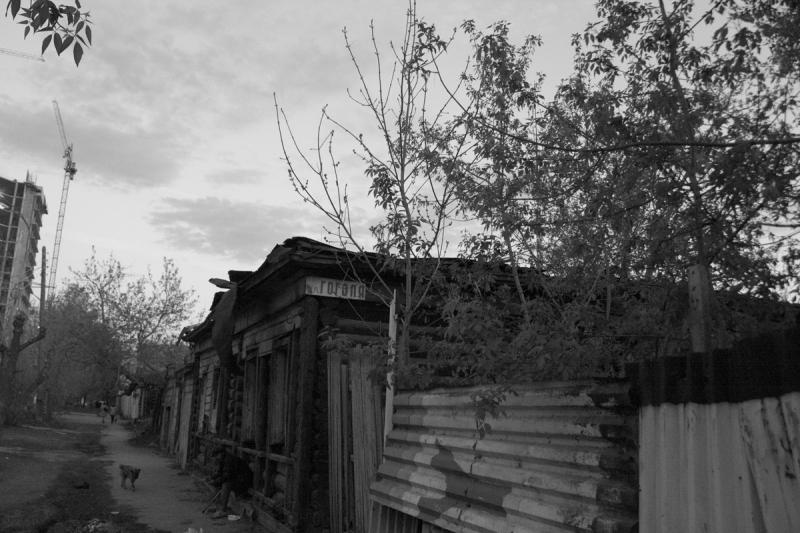 Улица Гоголя. 2008 год