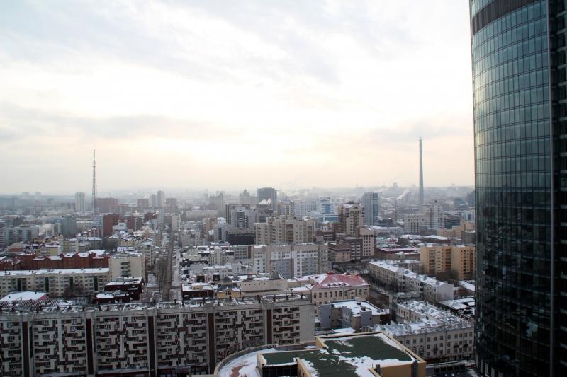Екатеринбург - город без лица