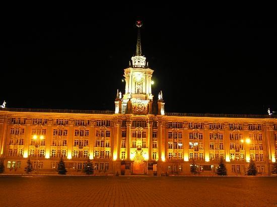 Екатеринбург вошел в десятку лучших туристических направлений России