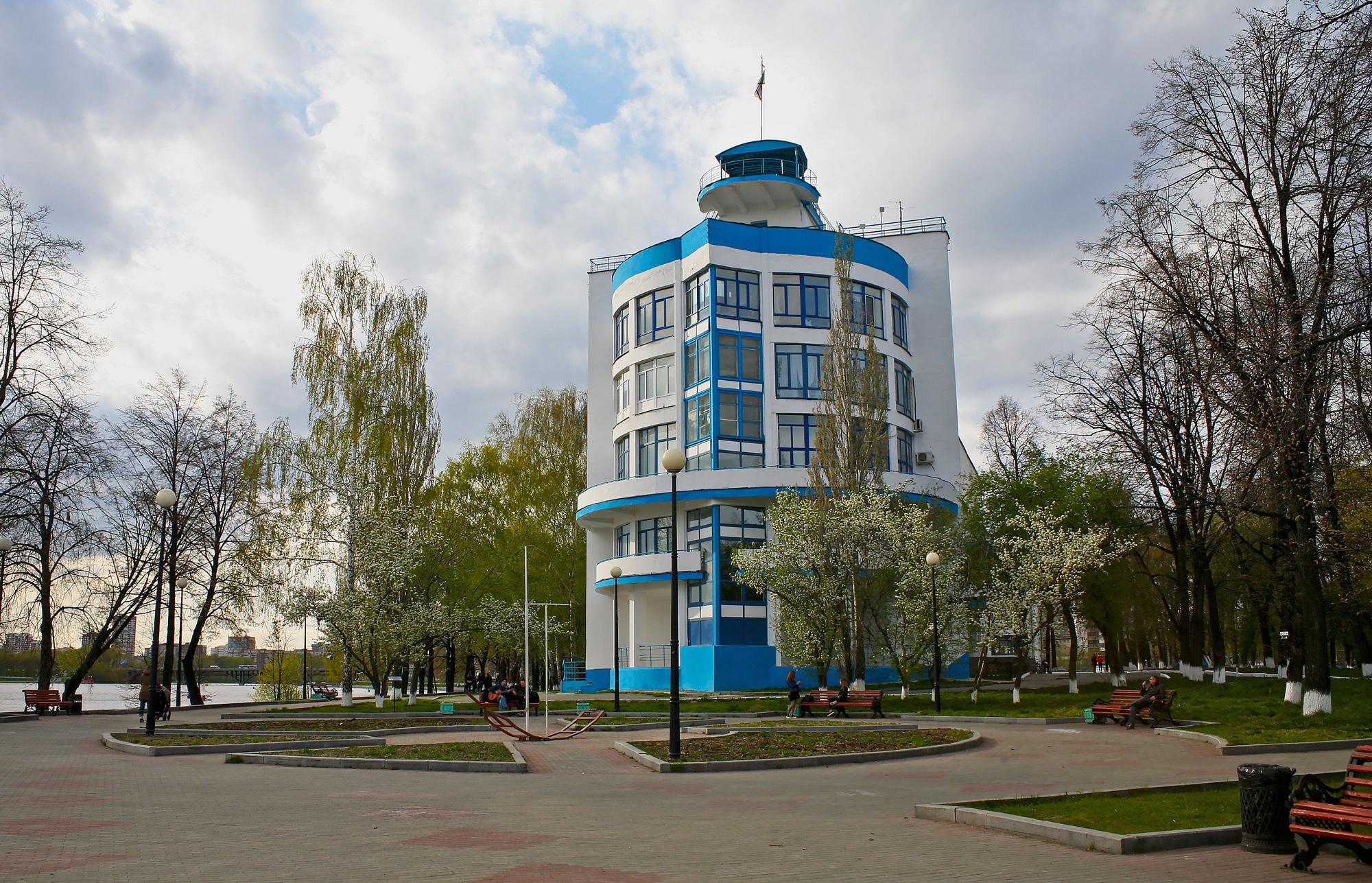 Дом физкультуры «Динамо»