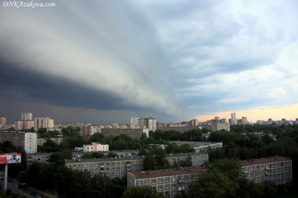 Екатеринбург образца лета 2011