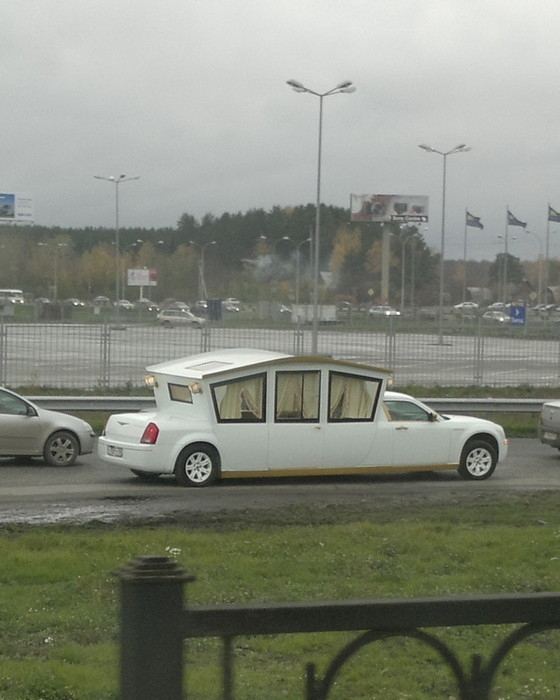 Лимузин - Карета.