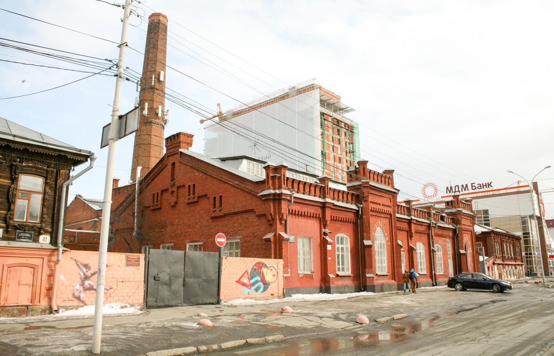 """Электростанция """"Луч"""""""