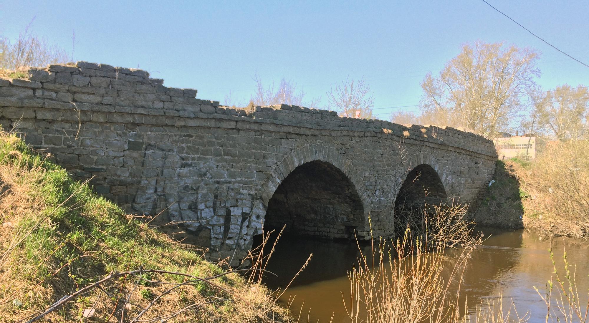 Каменный мост на Елизавете