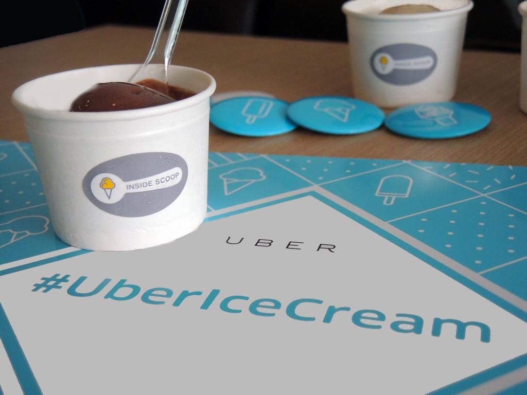 15 июля - Uber Ice Cream
