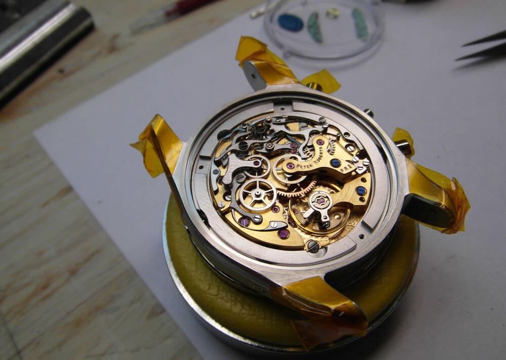 Где в Екатеринбурге сделать ТО швейцарских часов