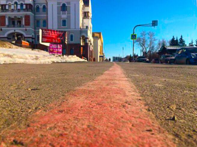 Красная линия. Новый взгляд