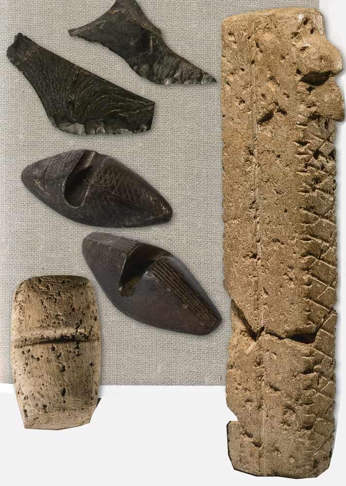 Выставка уральского искусства каменного века