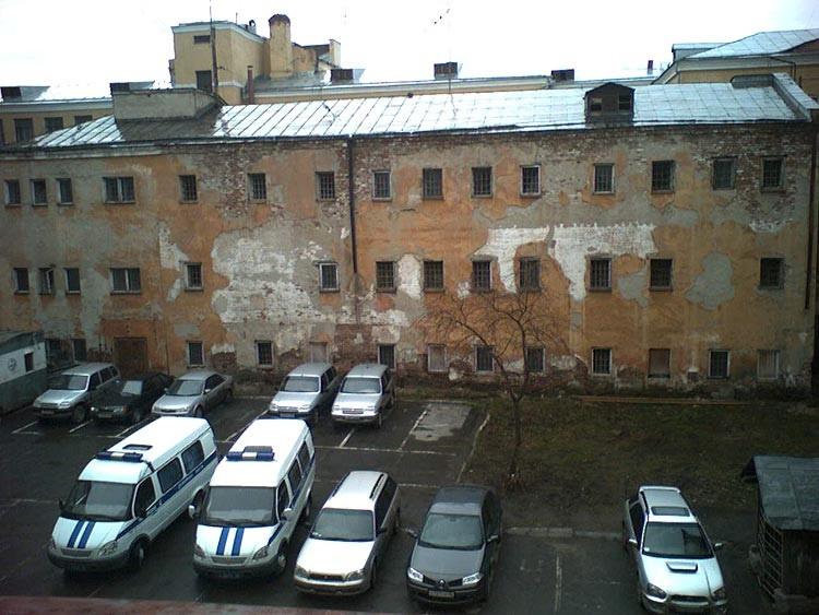 Внутренний двор Ленина, 17. Фото: 1723.ru
