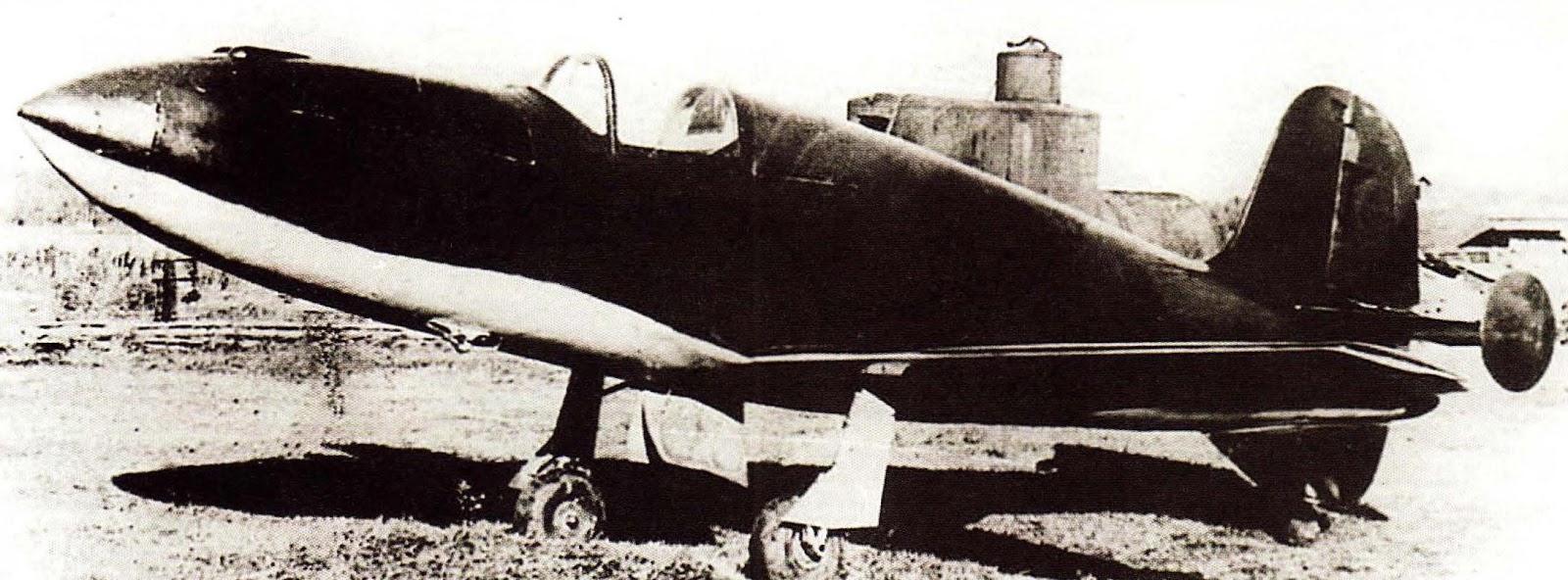 Самолёт БИ-1