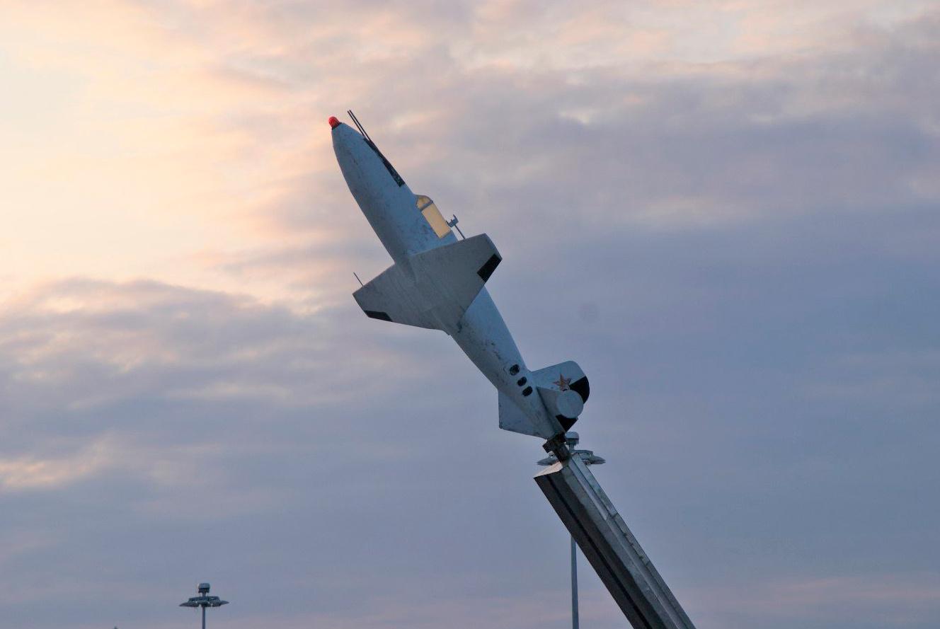 Памятник БИ-1, фото 2gis.ru