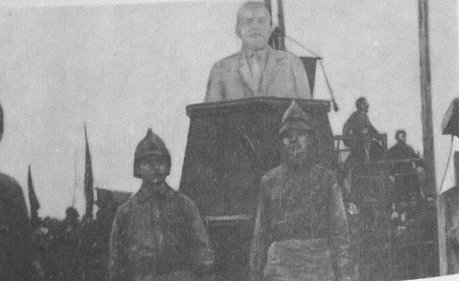 Из книги С. Захарова «Это было недавно... Записки старого Свердловчанина».