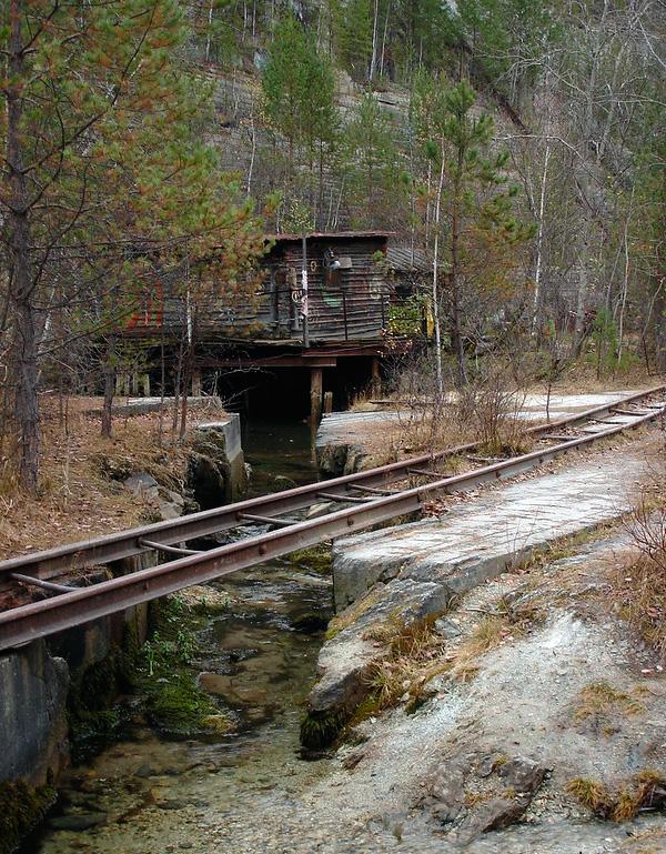 Траншея и насосная станция, фото: Alexander Yampolsky, flickr.com