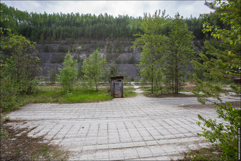 Туалет, Фото: «Рудники Урала», uralmines.ru