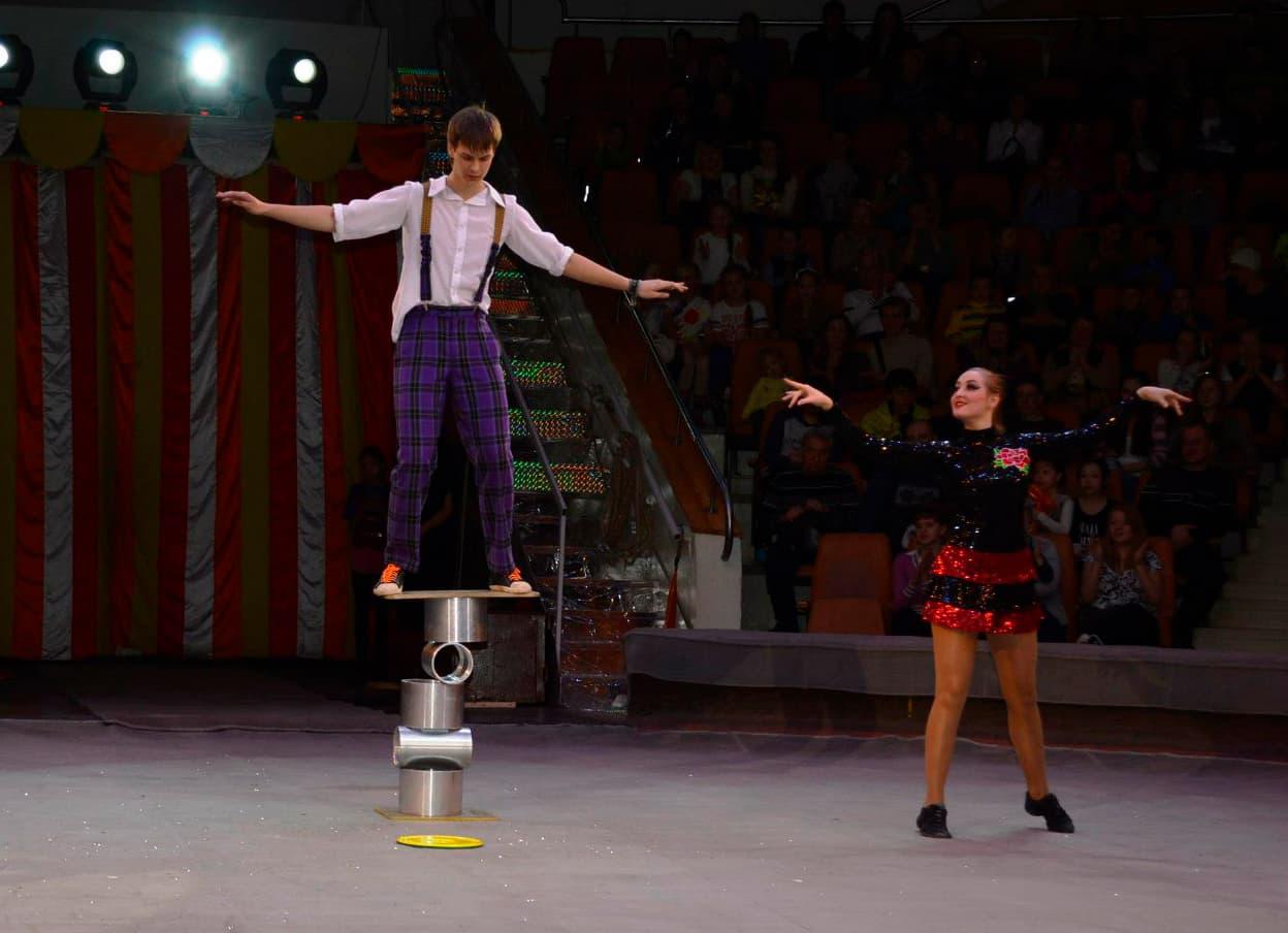К травмам в цирке относятся спокойно, ведь без падений не бывает взлётов