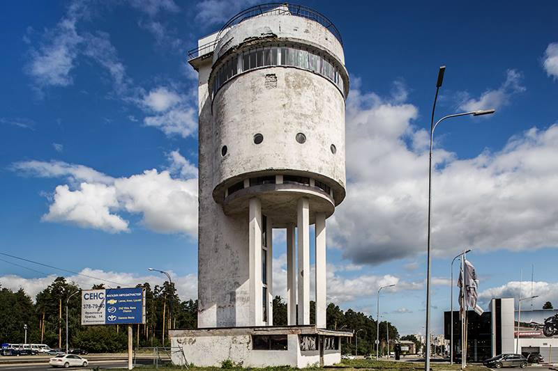 Белая башня © Roberto Conte