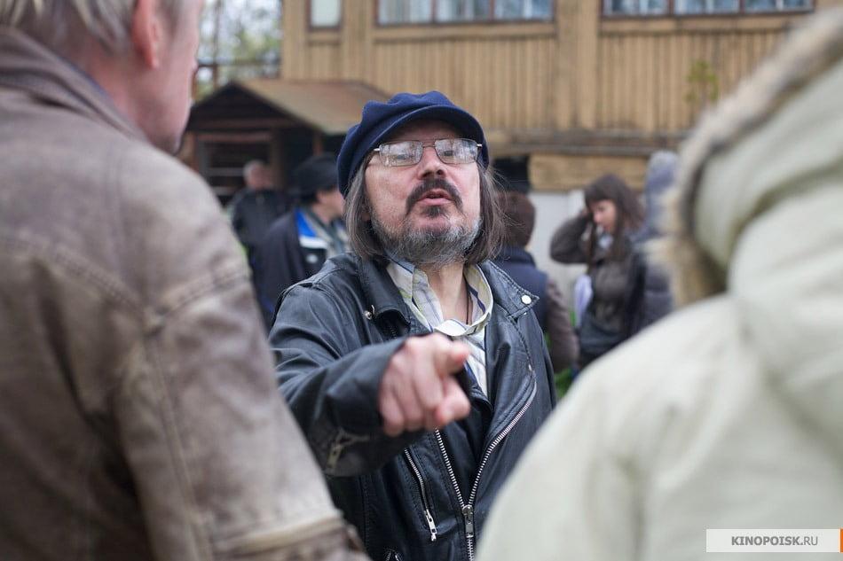 Алексей Балабанов. Фото со съемок фильма «Я тоже хочу», kinopoisk.ru