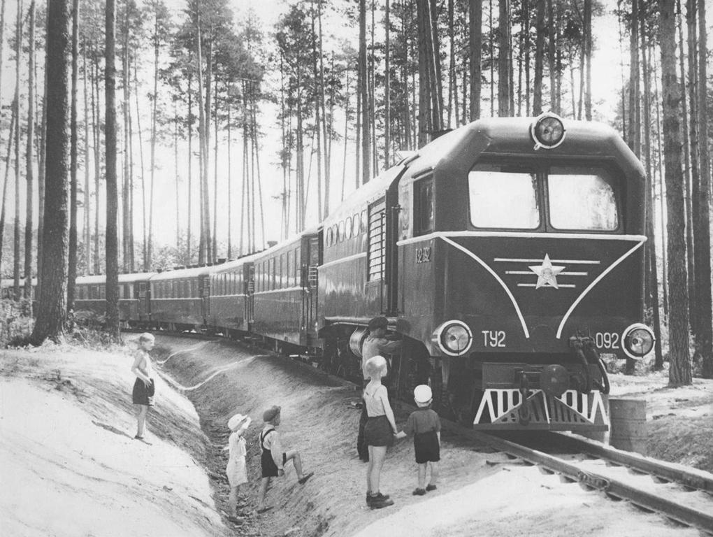 Пробный рейс накануне открытия Малой Свердловской железной дороги