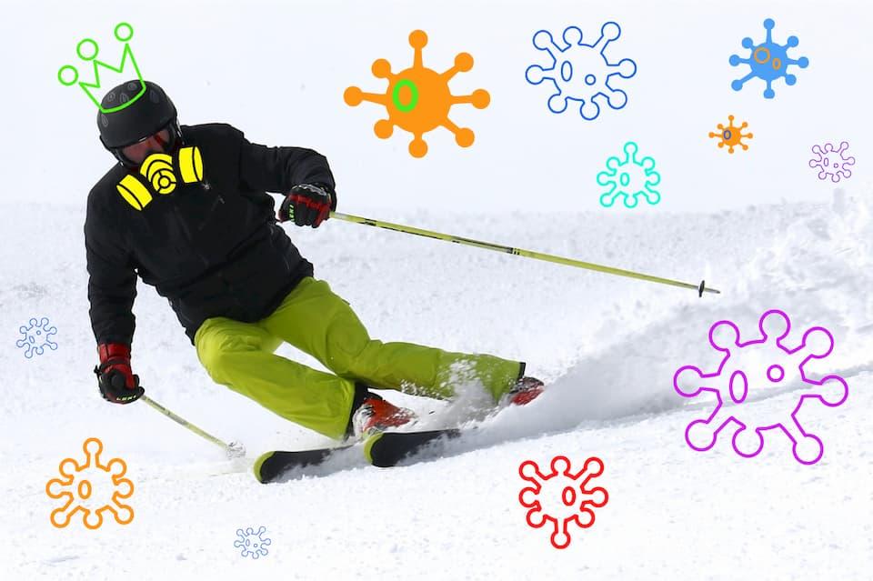 Где покататься на лыжах и сноуборде