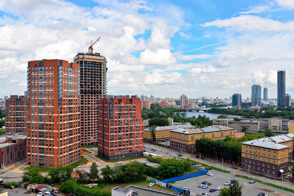 Топ-10 самых красивых зданий Екатеринбурга XXI века