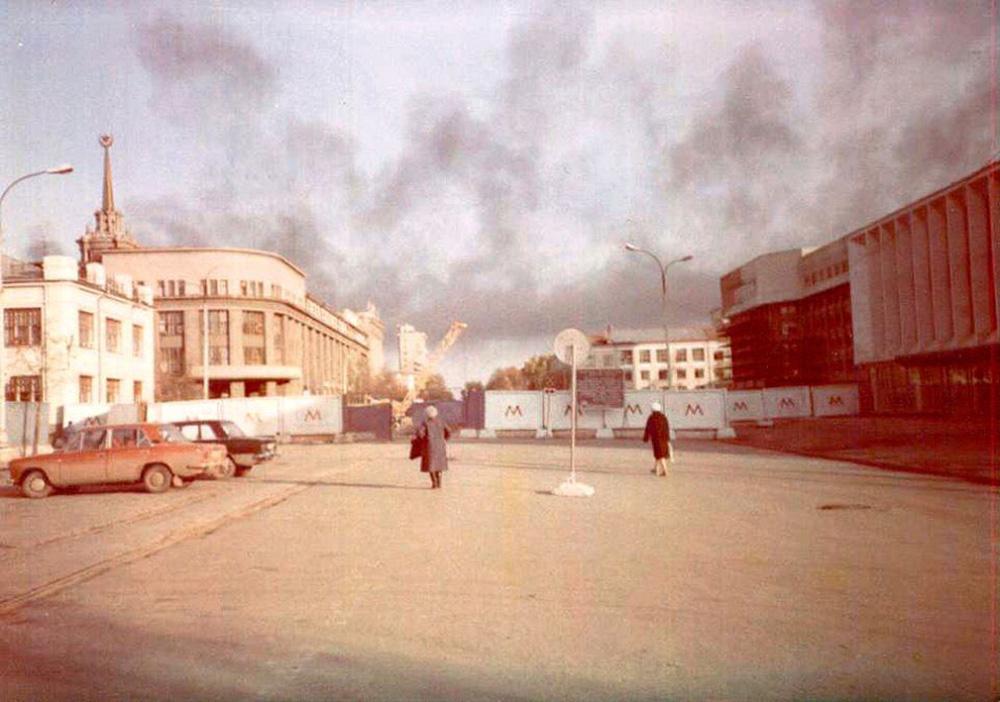 Взрыв на Сортировке
