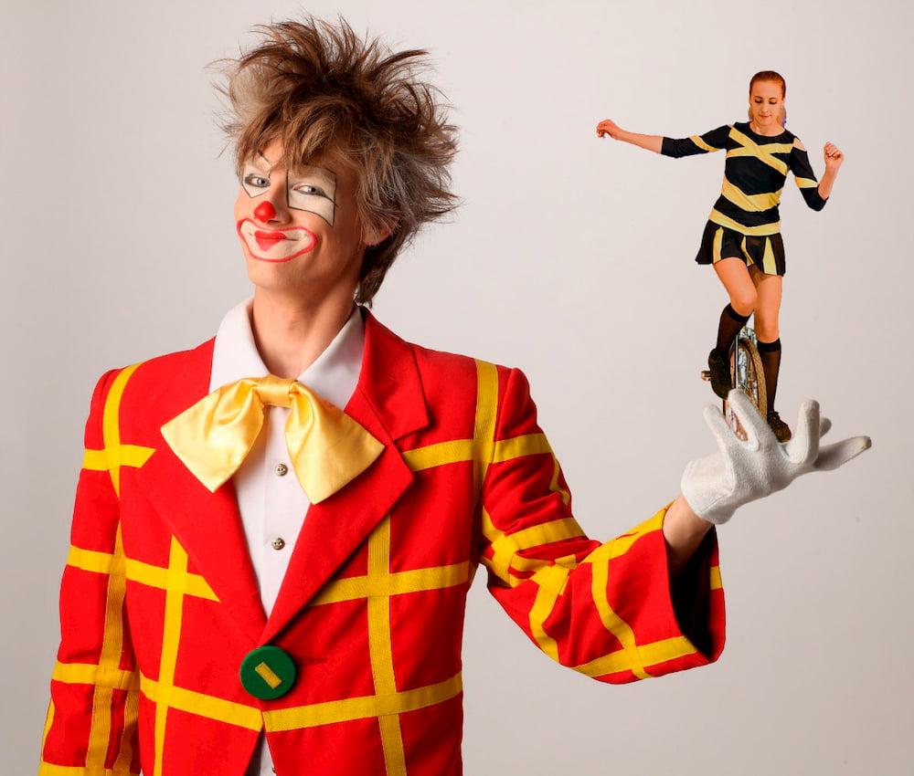 Как дети становятся цирковыми артистами