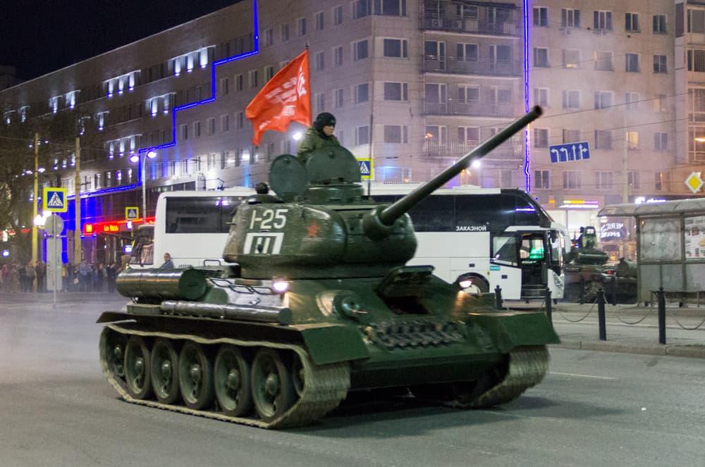 9 мая 2020 в Екатеринбурге