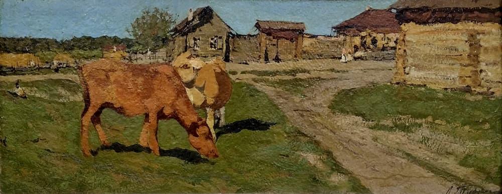 Леонард Туржанский — художник, объединивший горизонты