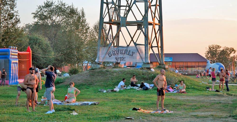 Где позагорать в Екатеринбурге