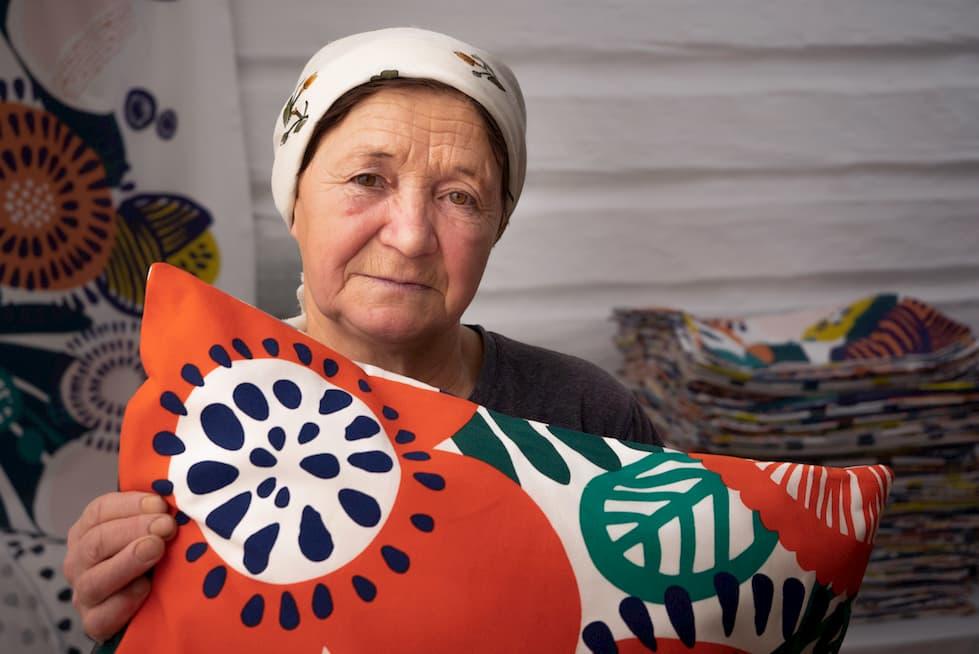 В ИКЕА Екатеринбург появилась коллекция от жителей деревни Малый Турыш