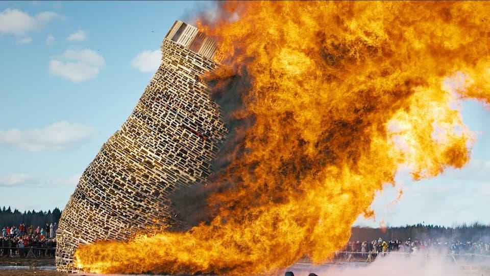 В Екатеринбурге на Масленицу сожгут плохие воспоминания