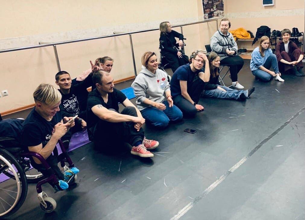 Театр-студия «ORA» приступил к репетициям спустя год перерыва